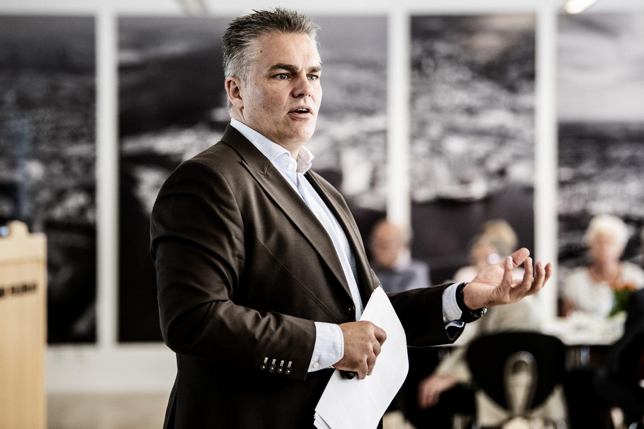Danske Medier om udspil til hjælpepakke: Dybt skuffende