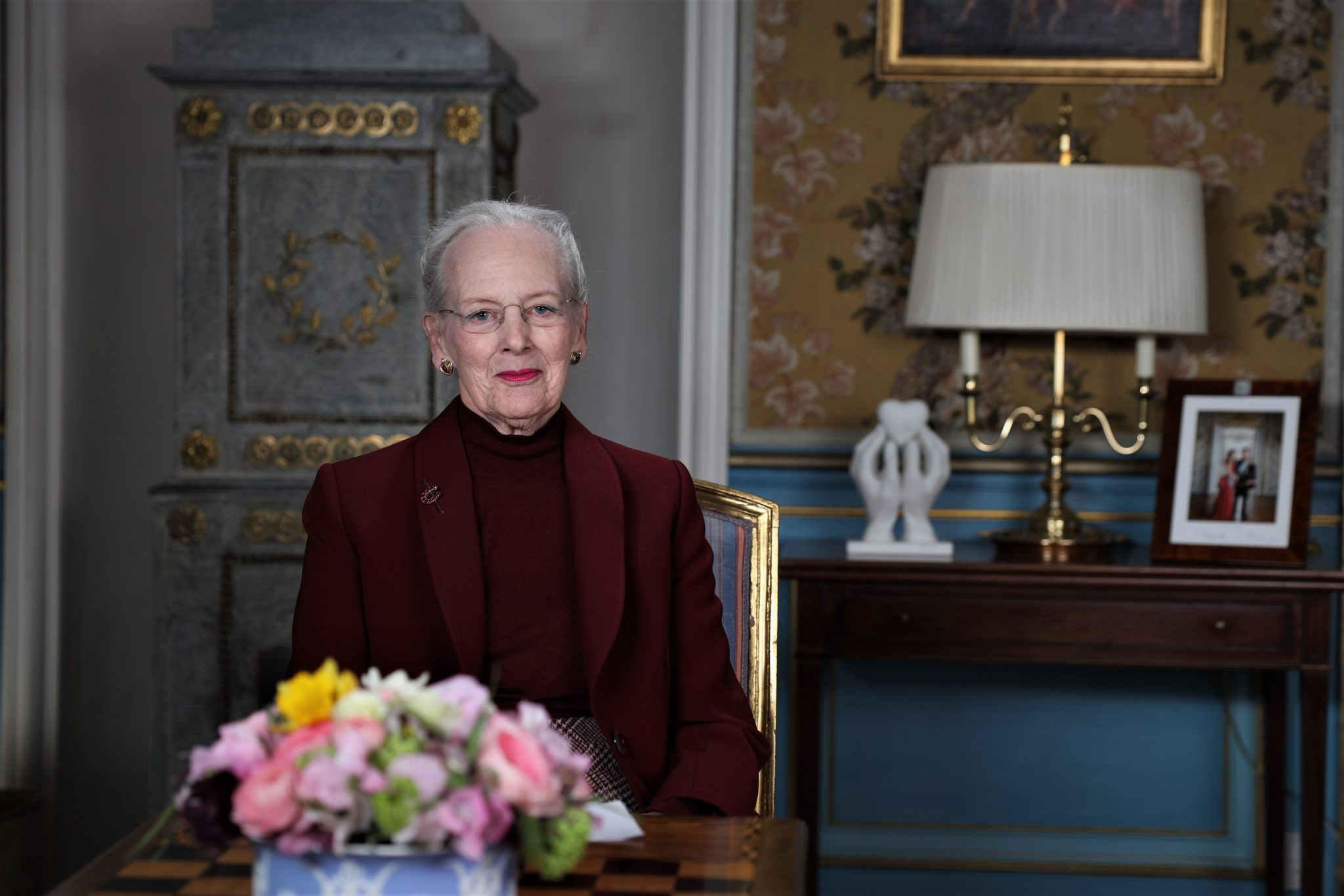 dronningens tale