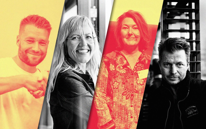 Magtesløshed, tab og tom kalender: Mød fire corona-ramte freelancere