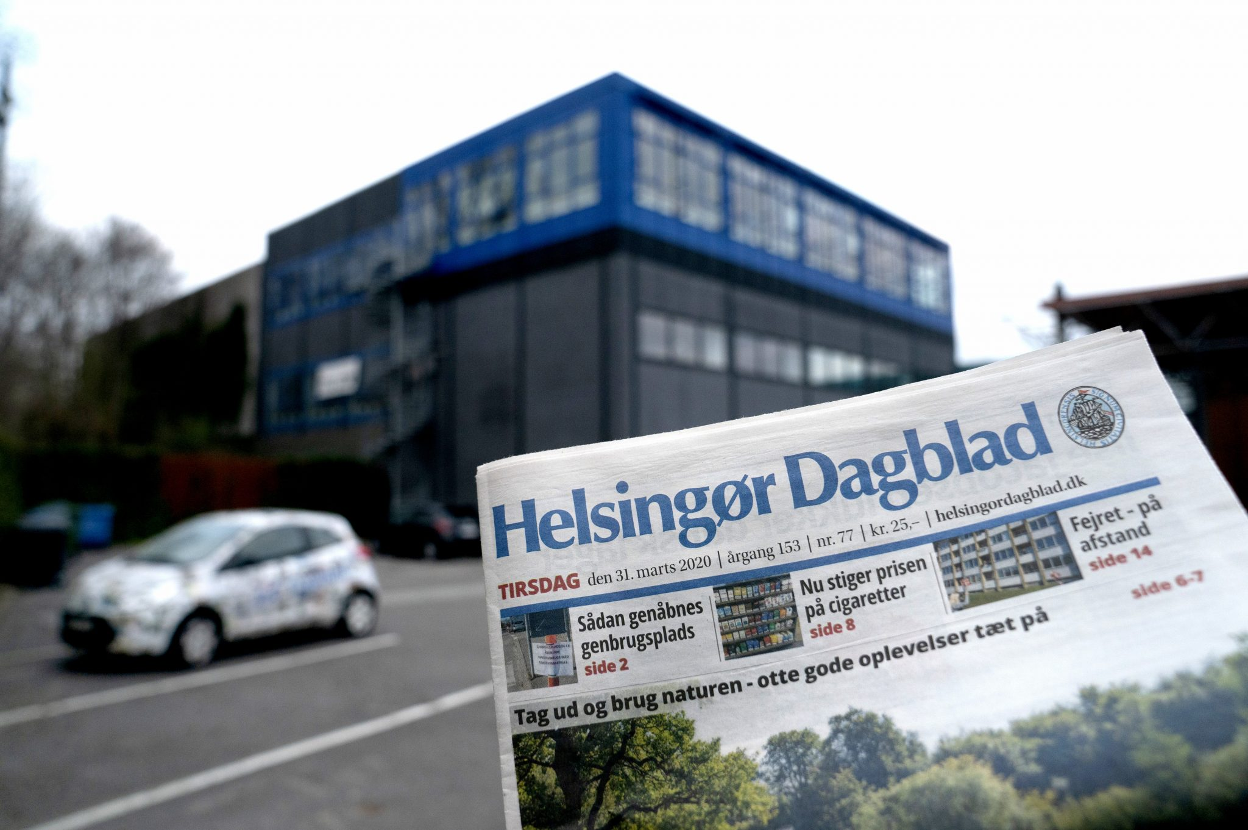 Helsingør Dagblad lukker efter 152 år, hvis ikke der er ny ejer om en måned