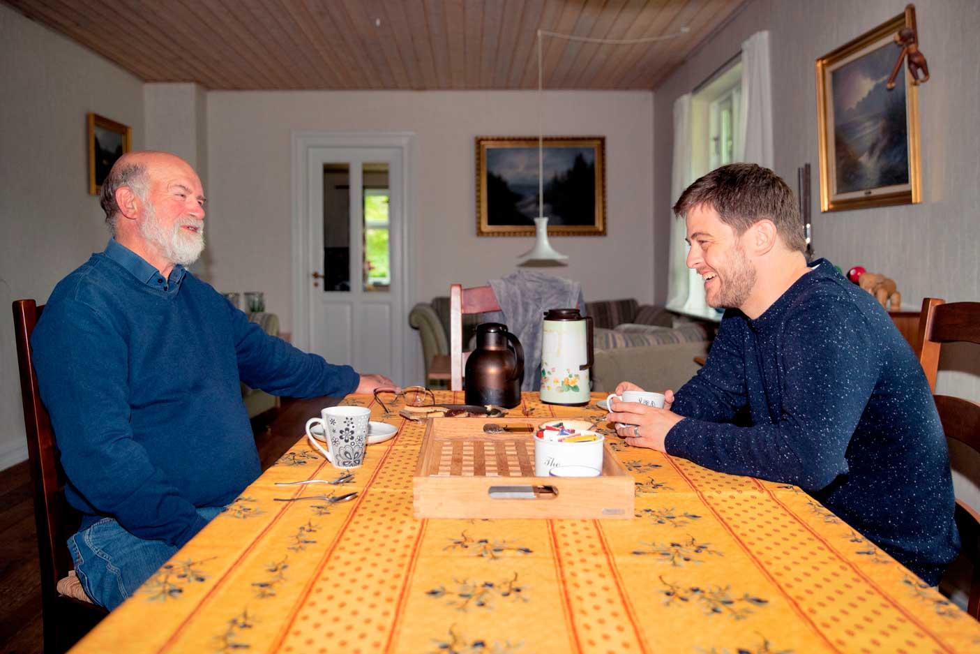 """Søren er en af de få journalister på Djursland: """"Bliver jeg sidste mand, som lukker og slukker?"""" 2"""