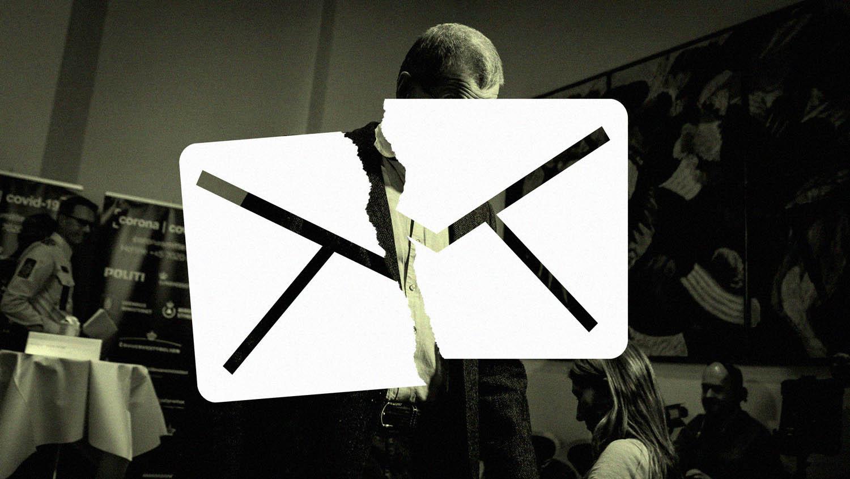 Mail-koks i styrelser kan forringe og forsinke aktindsigter om corona