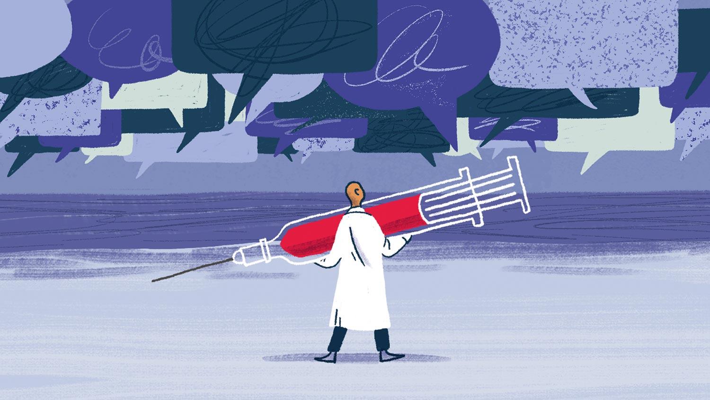 """Lægemiddelstyrelsen: """"En vaccinedebat på et uoplyst grundlag er et problem"""""""