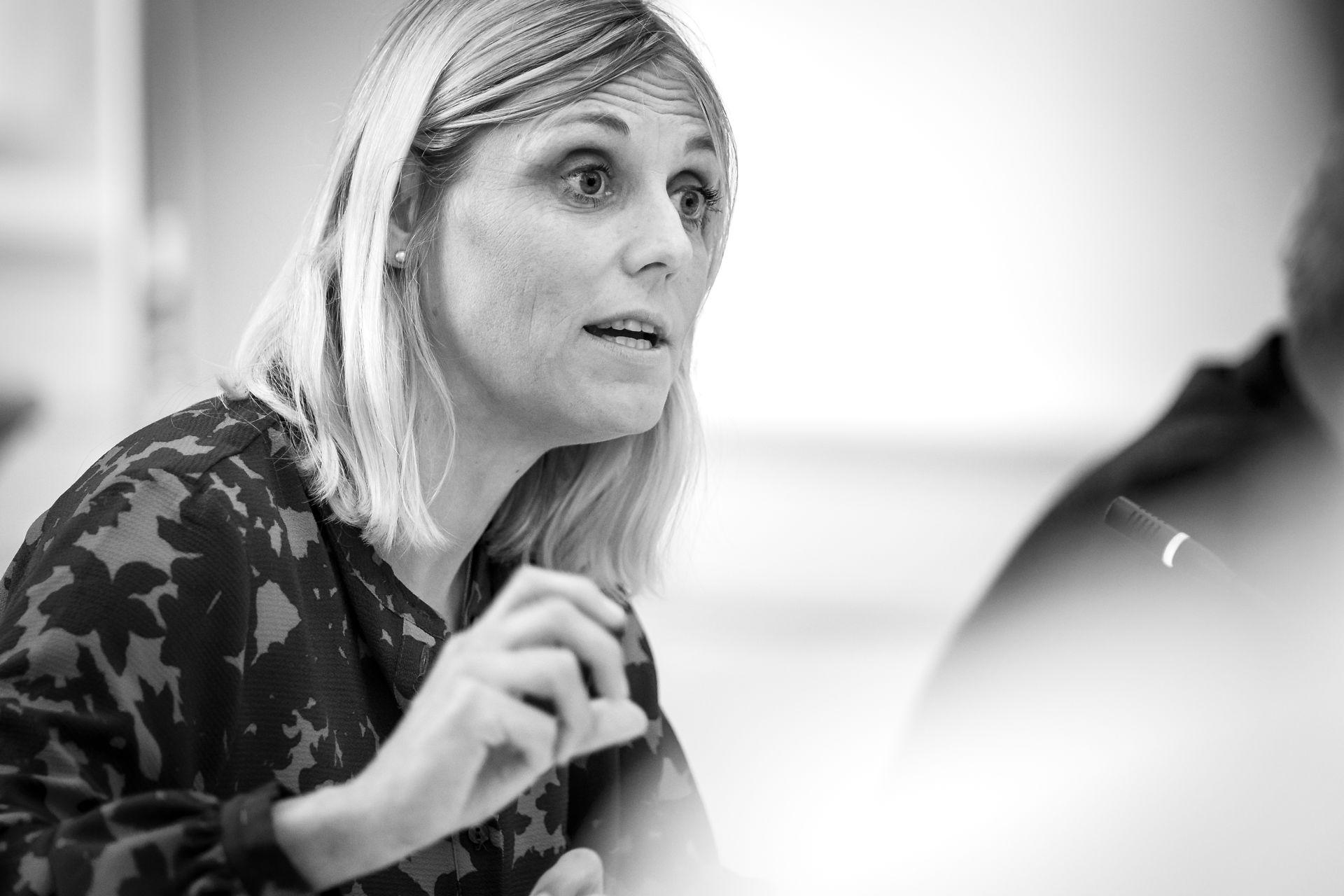 "<span class=""rodt"">Minkskandalen:</span> Minister anklager DR for ""ulødig journalistik"""
