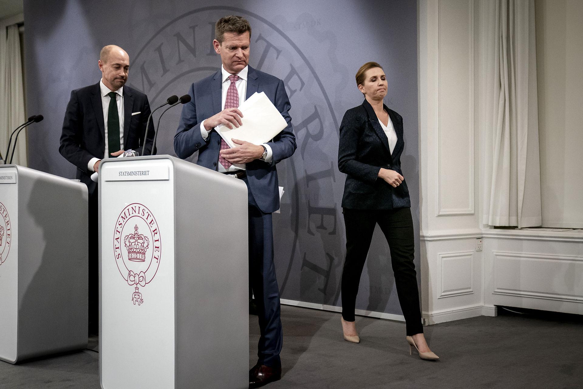 Søren Brostrøm giver Mette Frederiksen baghjul på corona-kommunikation