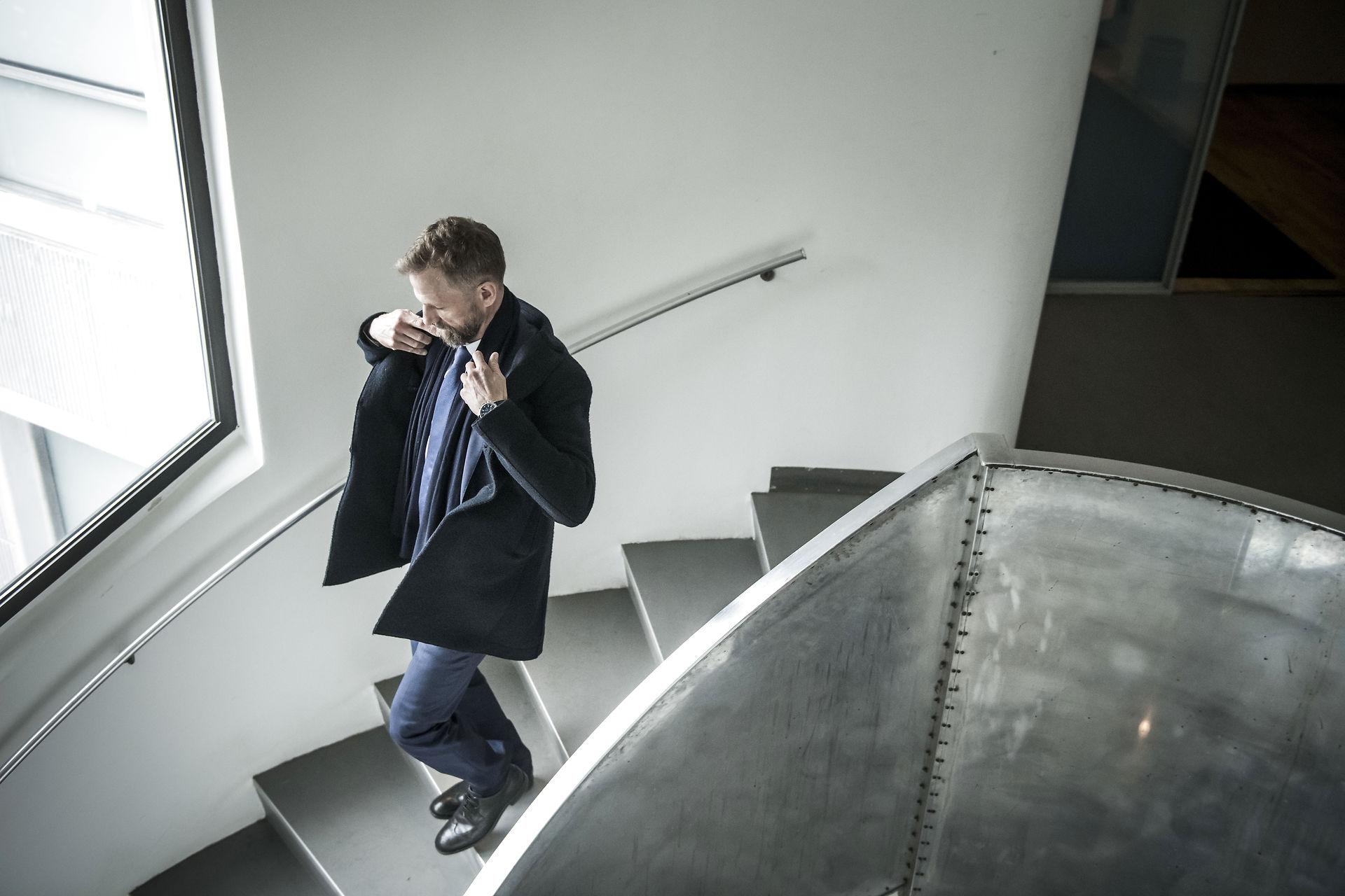 """Avisboss til Mette Frederiksen: """"På lang sigt undergraver det demokratiet"""""""