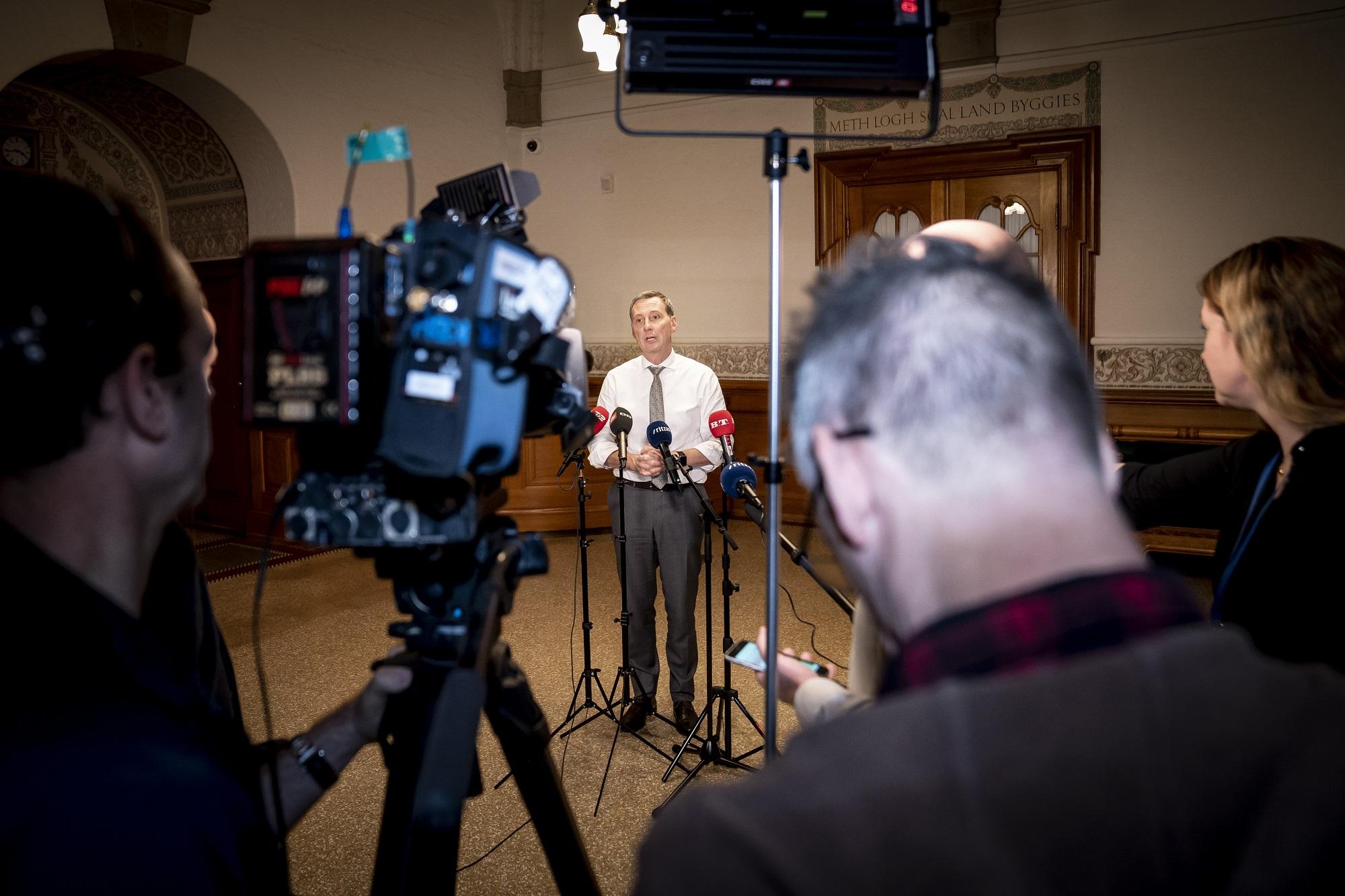 Justitsministeriet bad Berlingske ændre i flere artikler om minksagen