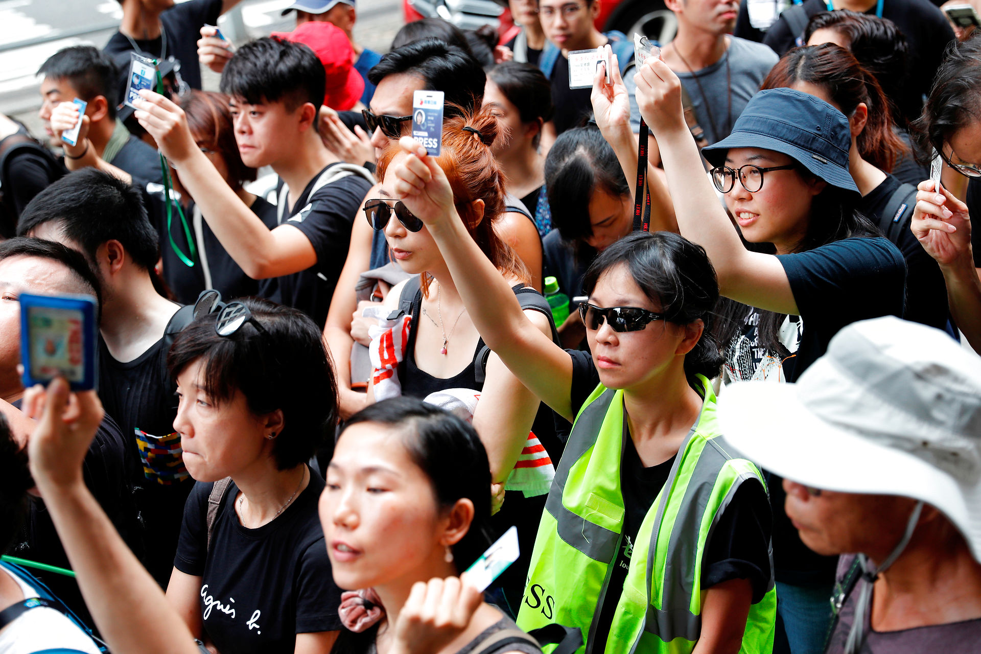 Rekordmange journalister meldes anholdt under pandemien