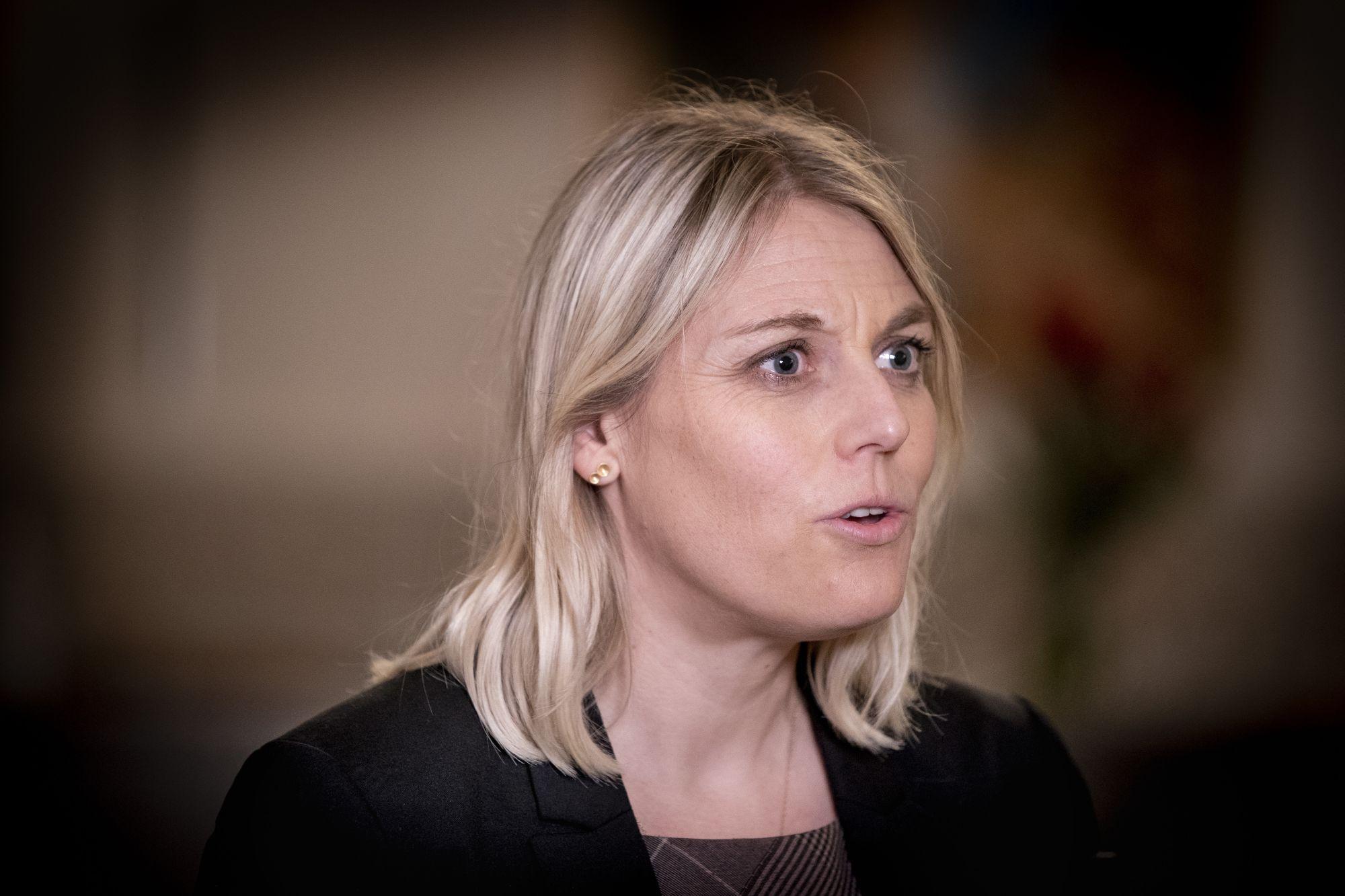 Trine Bramsen langede ud efter TV 2 – hendes eget ministerium havde begået fejlen