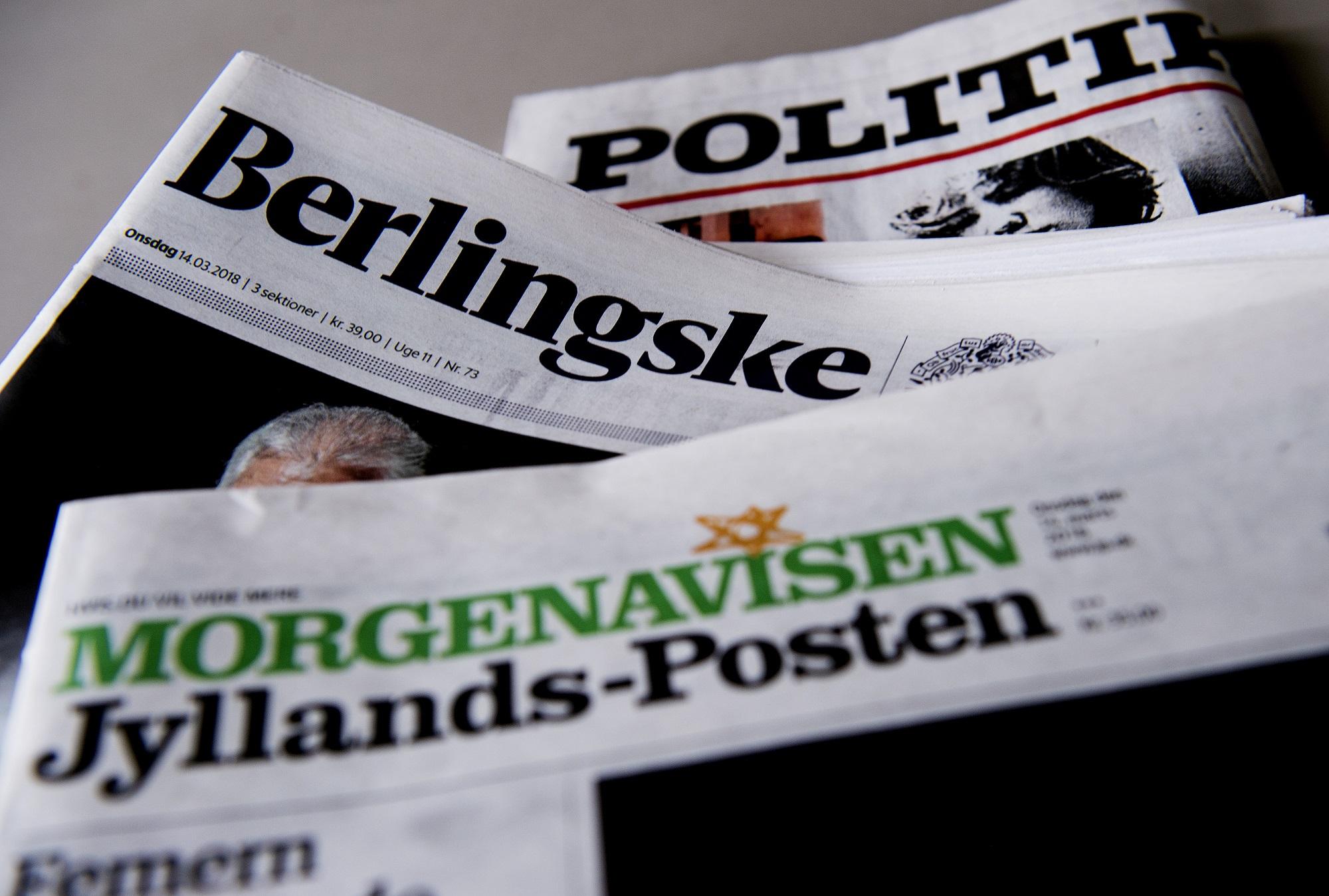 EB, B.T. og JP bringer annonce fra corona-skeptikere – Berlingske og Politiken afviser